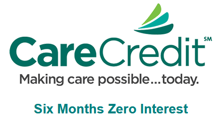 Finance your cosmetic and medical procedures with CareCredit