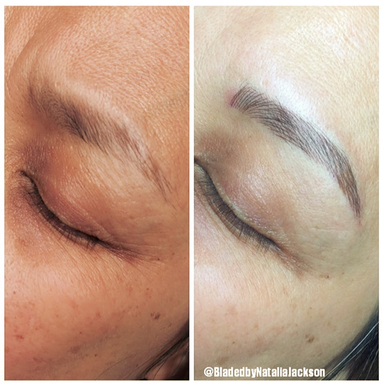 Microblading Eyebrows Permanent Makeup Southern Cosmetic Laser Charleston SC