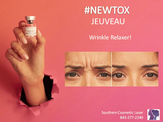 Newtox The Newest Wrinkle Relaxer