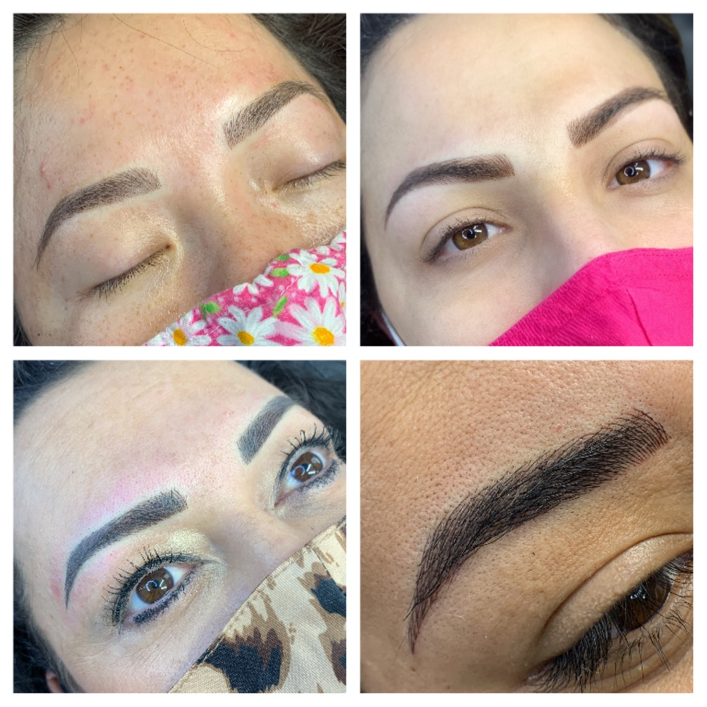Microblading Permanent Makeup Charleston Southern Cosmetic Laser