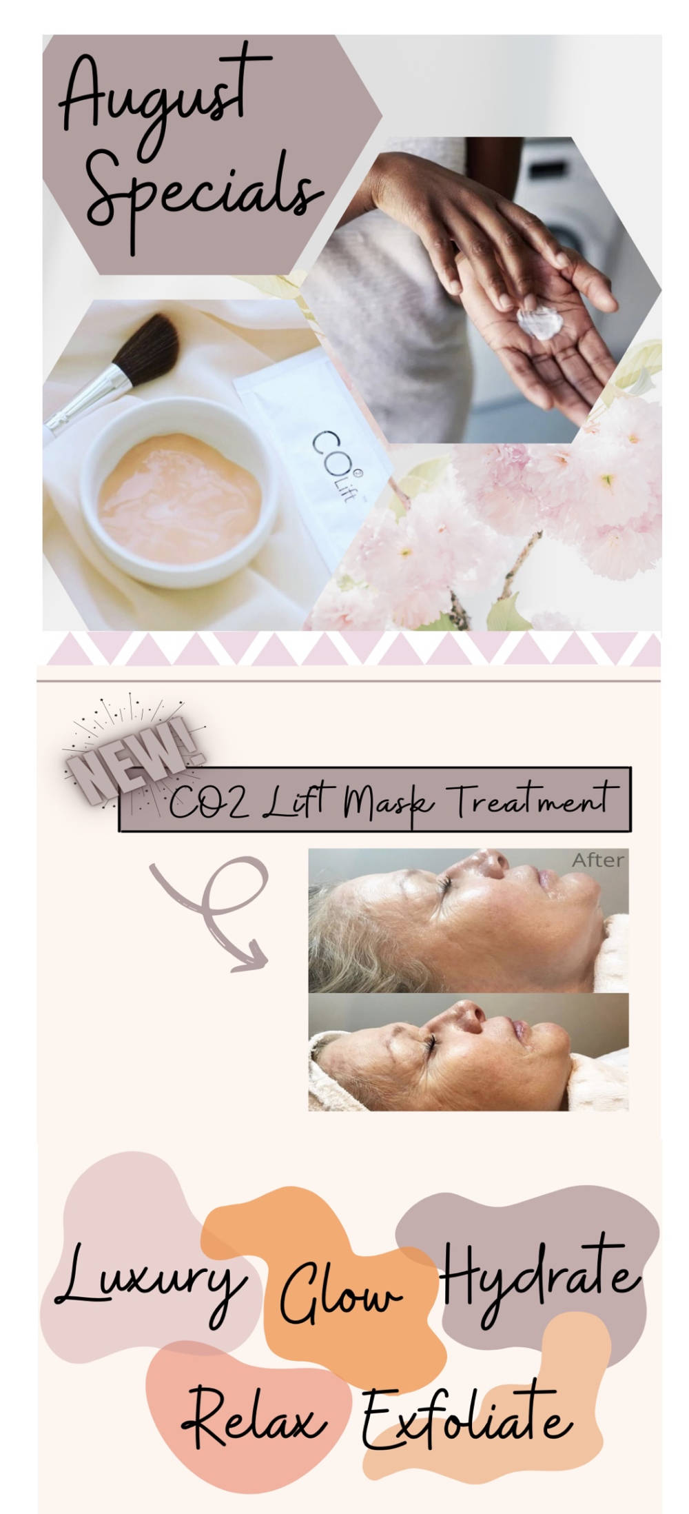 August 2021 Specials Charleston Southern Cosmetic Laser